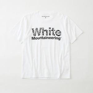 WM LOGO GEAR  PRINTED T-SHIRT  - WHITE