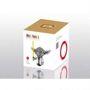 LOZ 9336 ダイヤモンドブロックス ヨーダ / Diamond blocks Yoda 1個/190pcs