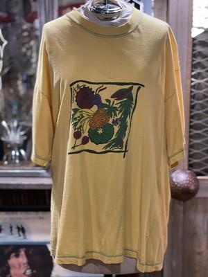 USA ポルトガル 果物 フルーツ tシャツ