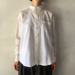 samadhi レギュラーカラーシャツ