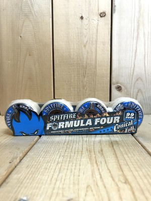 SPITFIRE CONICAL FULL SHAPE FORMULA FOUR 99DU 54mm