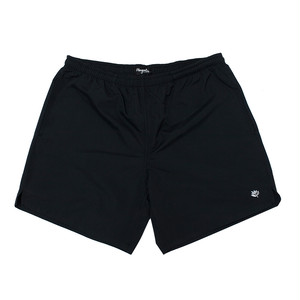 MAGENTA PLANT NYLON SHORTS BLACK M  マゼンタ キャップ