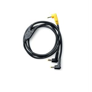 シンメン SA4 S-AIR 二股コード 空調ウェア ファン 熱中症対策