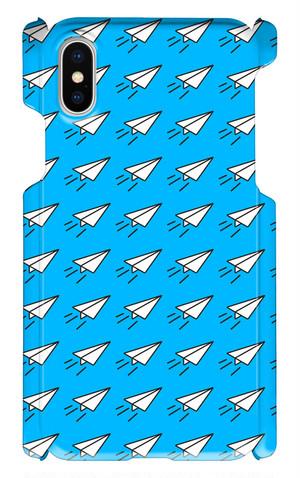 スマホカバー:iPhoneX(SKY)