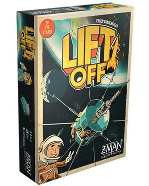 2/1再入荷!新発売!1/22入荷!「リフトオフ」宇宙へ様々な衛星を打ち上げましょう。