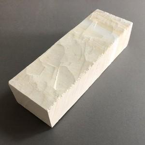 天然砥石 名倉砥 三河白(ボタン)使用用途:刀剣、剃刀