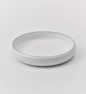 ovject/Enamel Bowl  30cm