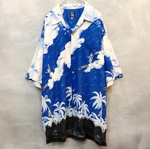 QUIK SILVER Hawaiian shirt #592