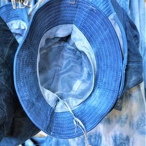 藍染こば屋 / 藍染の帽子