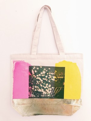 zaziquo one off tote bag / z03017