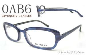 GIVENCHY 眼鏡 ジバンシー vgv708m 0AB6 女性用 レディース メガネ