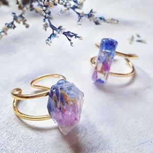 Bloom Gemstone blue×purple