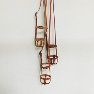 [受注製作] leather bottle strap : sizeL