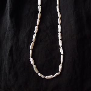 パールネックレス … stick pearl【silver】