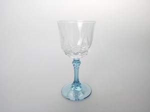 ライラック色が美しいフランスらしいグラス 小
