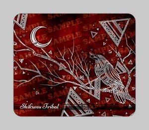 マルチ手帳ケース Bird [ RED ]