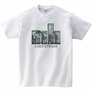 [キッズTシャツ] coexistence