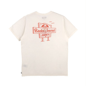 BANKS JOURNAL バンクスジャーナル 半袖TEE SHADY TEE SHIRT  ATS0462