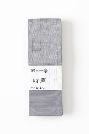 博多角帯 / 時雨 / Gray