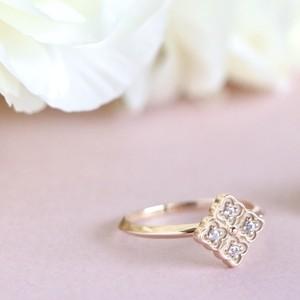 Bouquet Ring  K10