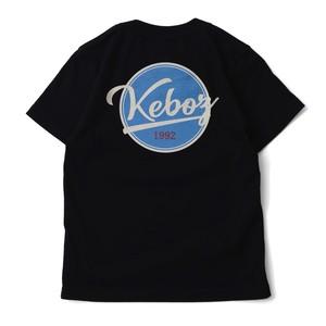 【KIDS】BB LOGO S/S TEE【BLACK】