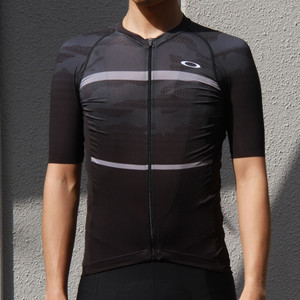 OAKLEY JB ROAD JERSEY / BLACKOUT