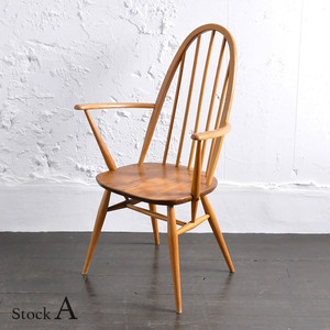 Ercol Quaker Arm Chair 【A】 / アーコール クエーカー アームチェア / 1901-0002a