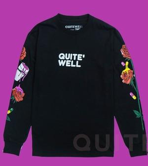 【QUITEWELL】ロングスリーブTシャツ