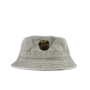BB BEAR BUCKET HAT / SAND