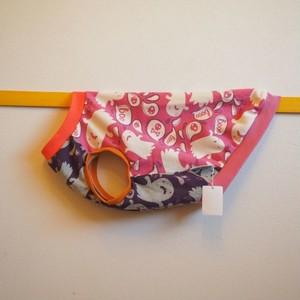 【L】ピンクおばけのタンクトップ 犬服・小型犬・中型犬