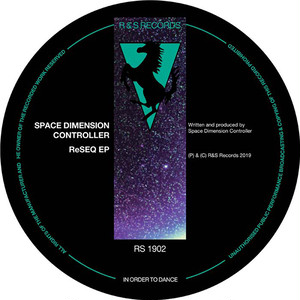 "【12""】Space Dimension Controller - Reseq EP"