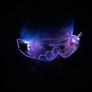Cyber_ Goggles_1G/RGB _hex【新発売】