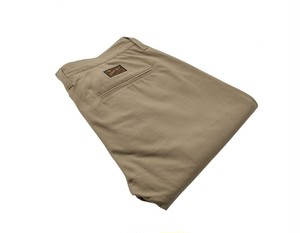 BENNY GOLD FIRST CLASS CHINO PANTS KHAKI