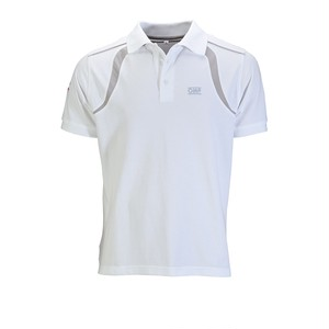 OR5905020  Racing Spirit Polo (WHITE)