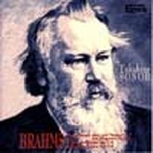 HTCA-1032 Brahms Album 3(Piano/Brahms /CD)
