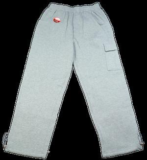 Sweat cargo pants