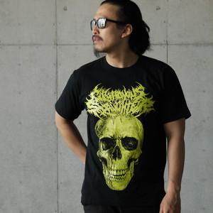 The Defleshed T-shirt Black × Green