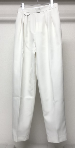 SAMUEL GUI YANG TRIPLE PLEATED TROUSERS