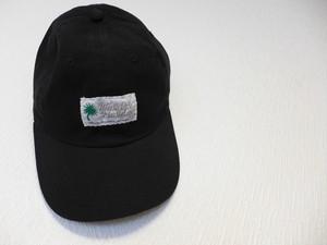 remake tag cotton cap <sri> blk