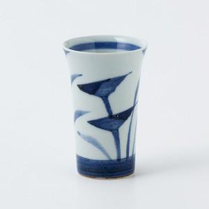 フリーカップ(嬉草紋)