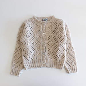 tocoto vintage Girl Knitted Jacket