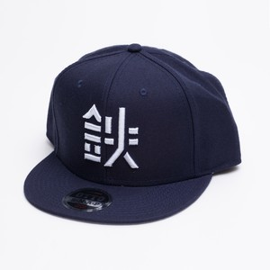 鉄 Snap Back Cap