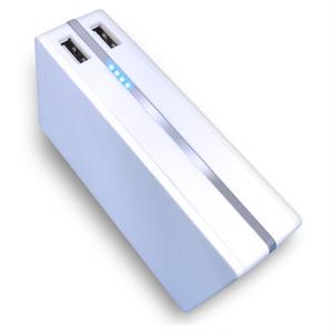【PSEマーク表記済み】コンセント付モバイルバッテリー10000mAh|IMD-L126WH