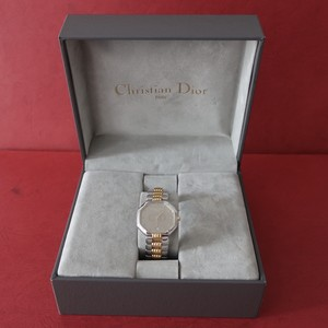 Dior Octagon Watch Gray -Dead Stock-