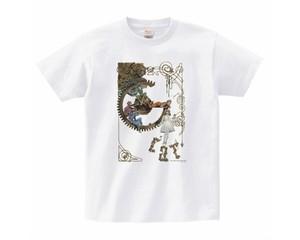 山田章博氏 ロボイラストTシャツ(各種)