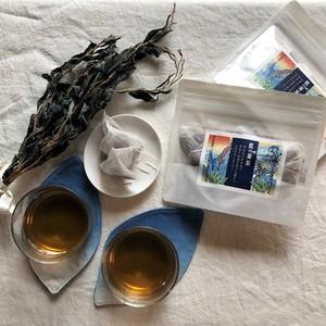 あまべ藍 茎茶 ティーパック15個入り