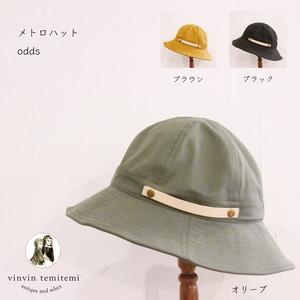 【セール20%off】METRO HAT odds¥5280→¥4224