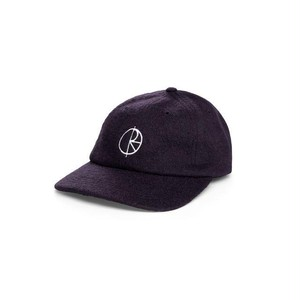 POLAR SKATE CO. Boiled Wool Cap PLUM 57.5