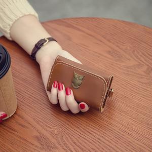 【バッグ】シンプルファッション可愛いmini財布