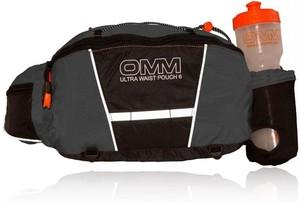 【30%OFF】OMM/オーエムエム/オリジナルマウンテンマラソン OMM Ultra Waist Pouch (With Bottle) Grey/Black ウルトラウエストポーチ グレー/ブラック OF011000G1